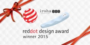 reddot design award winner2015 iroha FIT MINAMOZUKI