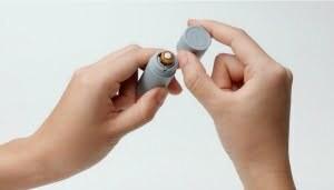 イロハ スティックの電池交換