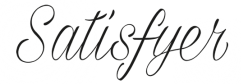 satisfyerのロゴ