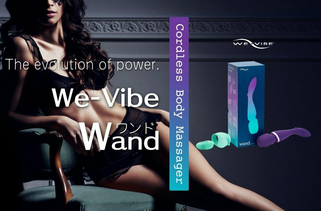 We-Vibe wand アイキャッチ